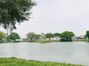Hình ảnh thực tế dự án Hồ Gươm Xanh